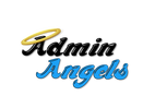 Admin Angels UK - Virtual Assistant Logo